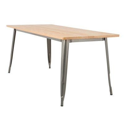 mesa-lix-cepillada-madera160x80
